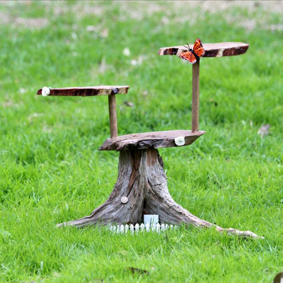 Woodland Cupcake Stand
