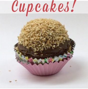 Faux Cupcakes - You'll love these decorative cupcakes! It's easy to make these in batches, so they would make great place card holders or party favors.