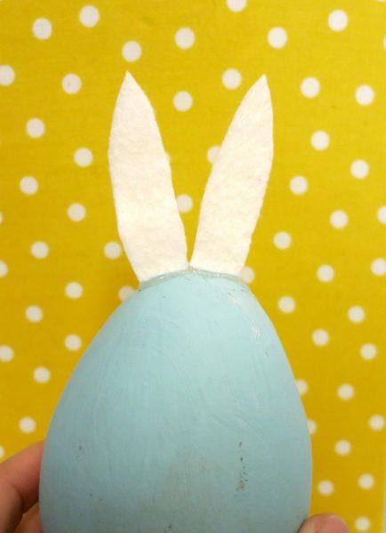 bunny step 1