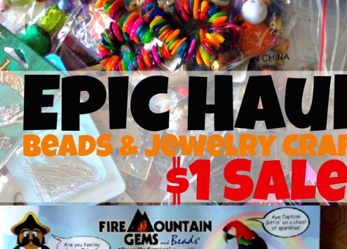Epic Bead & Jewelry Haul