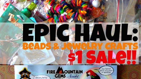Epic Bead & Jewelry Haul