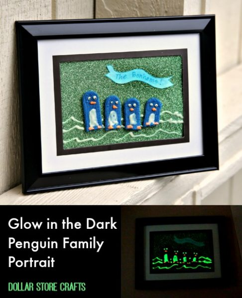 glow-in-the-dark-penguin-family-portrait