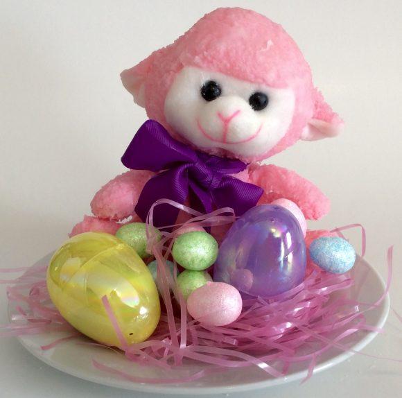 DIY Scented Plush Easter Animal