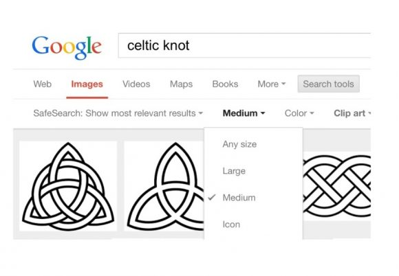 knot search