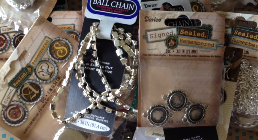 Haul video jewelry making supplies from consumer crafts for Jewelry making supply store