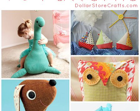 10 Free Softie Sewing Patterns