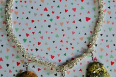 Statement Stone Necklace Tutorial
