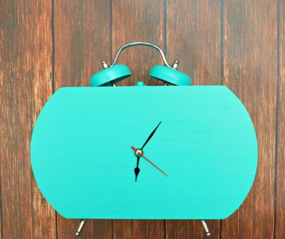 Alarm Clock Purse