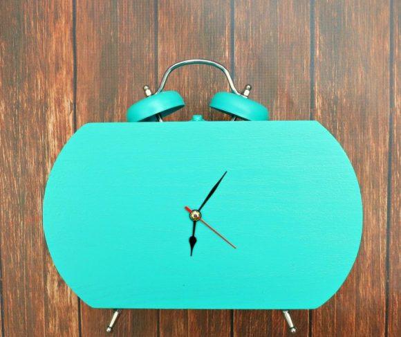 Alarm Clock Purse