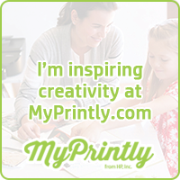 Official Designer and Blogger for HP MyPrintly