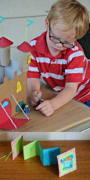 9 Cereal Box Crafts for Kids to Make - Kids Craft Ideas at Dollar Store Crafts