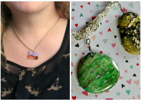 3 Jewelry Projects