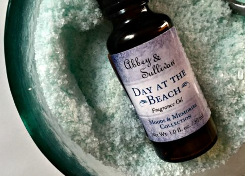 Make Your own DIY spa bath salts - dollar store crafts