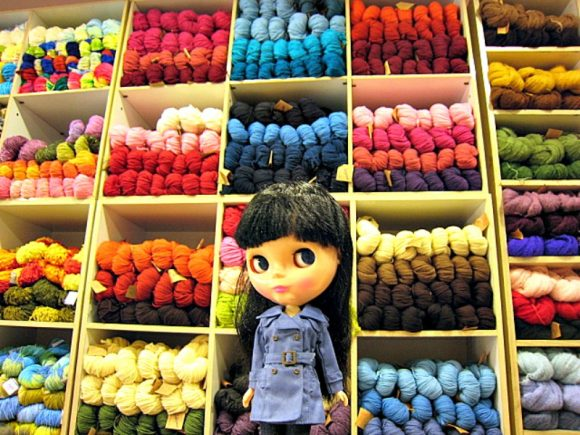 How to Store Your Yarn Stash
