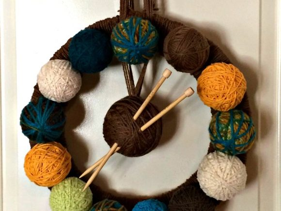 How to Use Up Extra Yarn