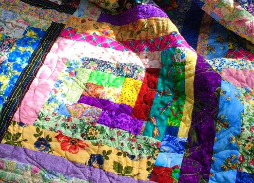 How to Charge for Quilt Making