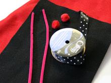 No-Sew Ladybug Costume - Dollar Store Crafts